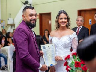 O casamento de Thainá  e Jailson