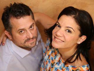 O casamento de Sergio e Claudia
