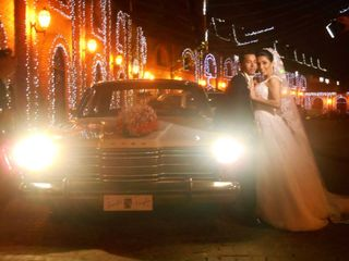 O casamento de Jennifer e Douglas
