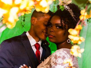 O casamento de Victor e Maria Izadora