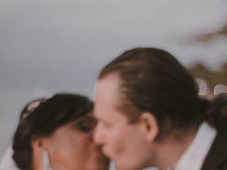 O casamento de Kele e Schneider 1