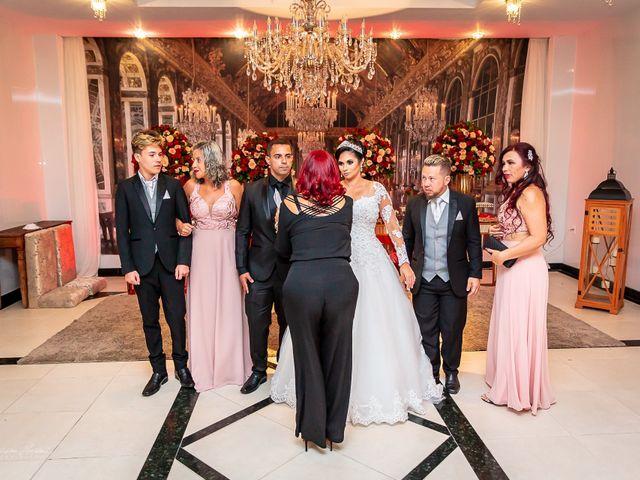 O casamento de Erick e Tatiana em Nilópolis, Rio de Janeiro 32