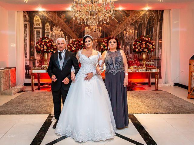 O casamento de Erick e Tatiana em Nilópolis, Rio de Janeiro 40