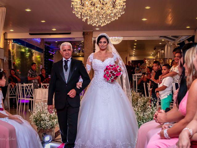 O casamento de Erick e Tatiana em Nilópolis, Rio de Janeiro 64