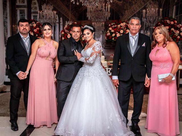 O casamento de Erick e Tatiana em Nilópolis, Rio de Janeiro 81