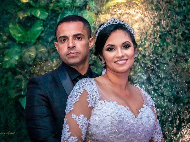 O casamento de Erick e Tatiana em Nilópolis, Rio de Janeiro 1