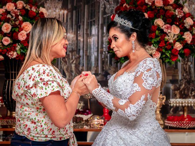 O casamento de Erick e Tatiana em Nilópolis, Rio de Janeiro 88