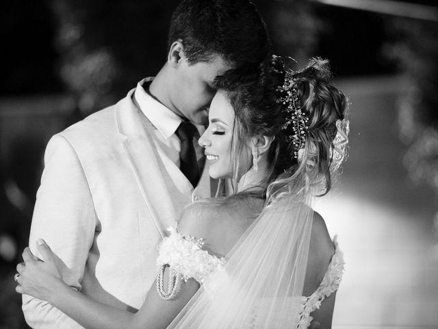 O casamento de Rafaela e Raphael