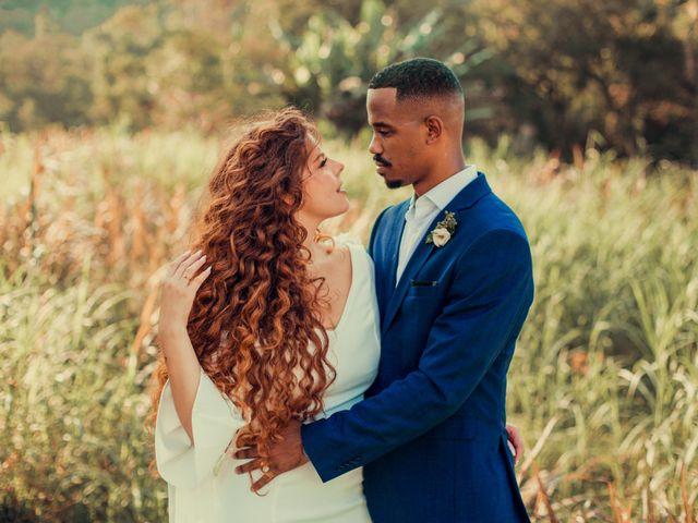 O casamento de Jessica e Marcos