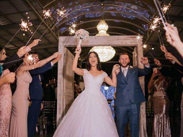 O casamento de Jessica e Kerlon
