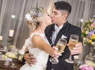 O casamento de Tatiana e Marcos