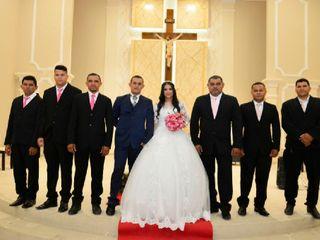 O casamento de Luana e Nilson