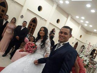O casamento de Luana e Nilson 3