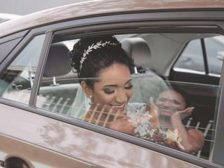 O casamento de Viviane e Miltom 1