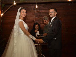 O casamento de Amanda  e Wendell 3