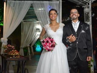 O casamento de Amanda  e Wendell