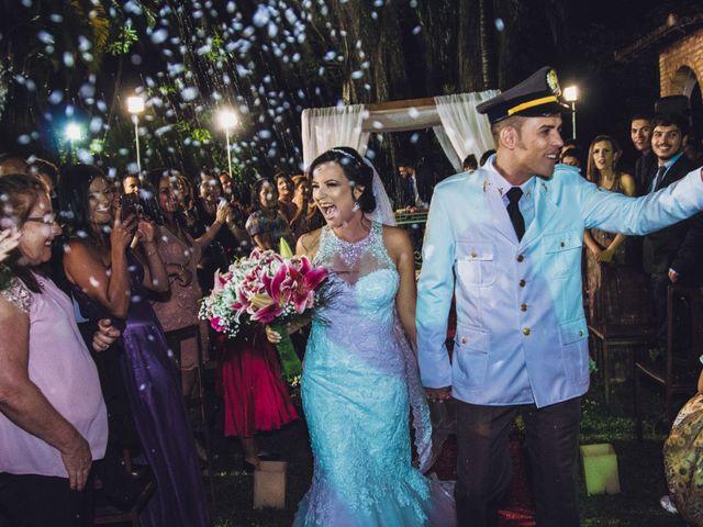 O casamento de Nayama e Darlan