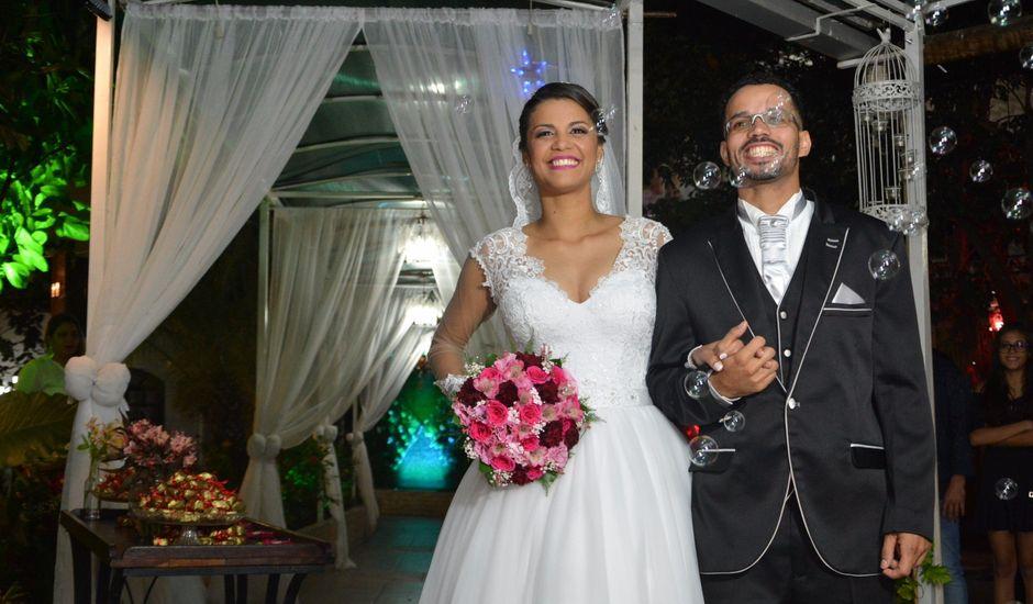O casamento de Wendell e Amanda  em Santa Cruz da Serra, Rio de Janeiro