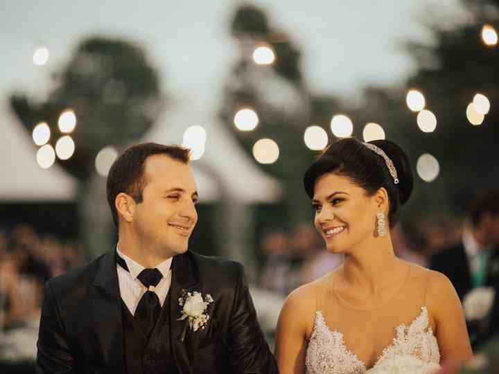 O casamento de Franciele e Cleiton