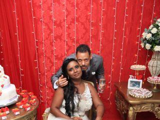 O casamento de Gisele  e Geraldino  1