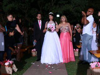 O casamento de Flavia e Adriel