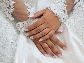 O casamento de Nádia e Renann 3