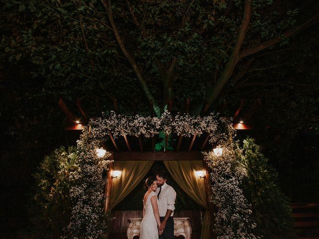 O casamento de Angélica e Fabiano