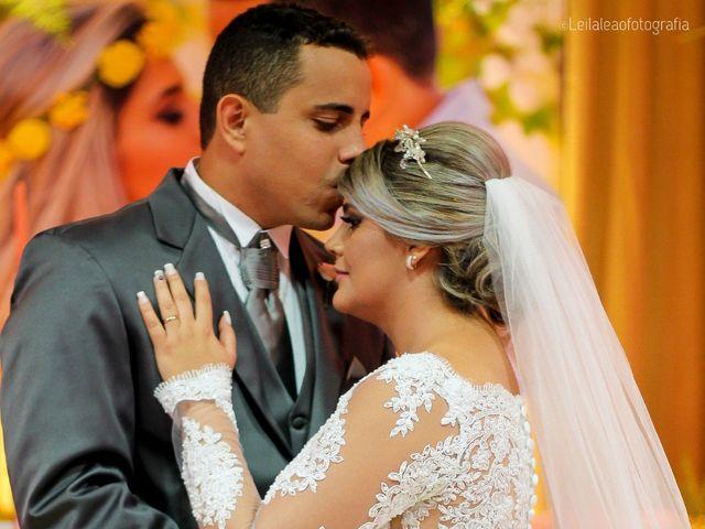 O casamento de Renann e Nádia em Cajazeiras, Paraíba 1