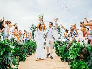 O casamento de Tatiana e Elidio