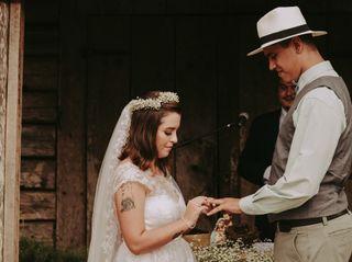 O casamento de Luana e Caio