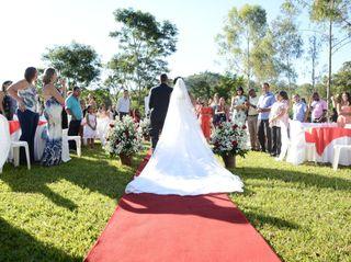 O casamento de Débora Stefhane  e João Lucas