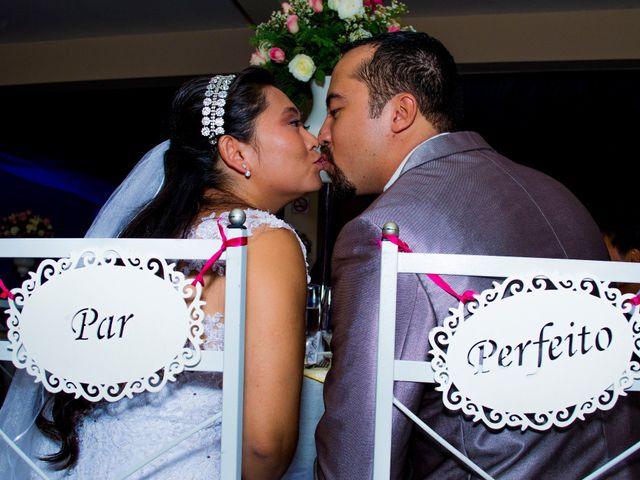 O casamento de Cintia e Thiago