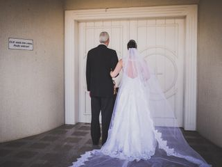 O casamento de Claudia e Cristiano 1