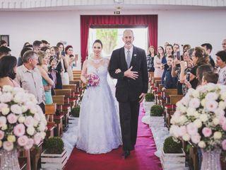 O casamento de Claudia e Cristiano 2