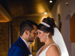O casamento de Tayná e Gabriel