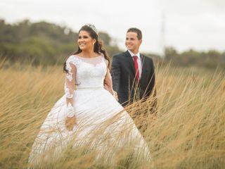 O casamento de Gabriela e Vinicius