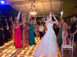 O casamento de Leonara e Danilo
