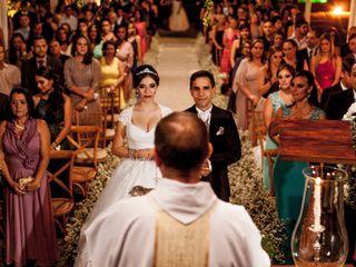 O casamento de Thisciane e Ricardo
