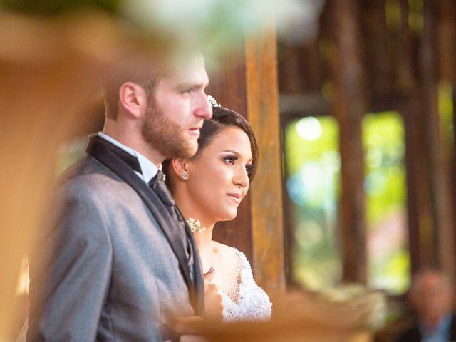 O casamento de Vanessa e Junior