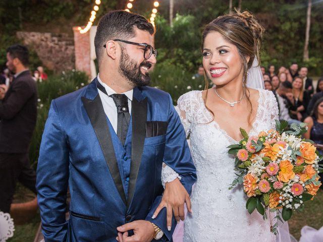 O casamento de Karine e Fabio