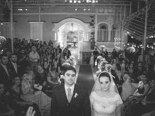 O casamento de Camila e Saulo