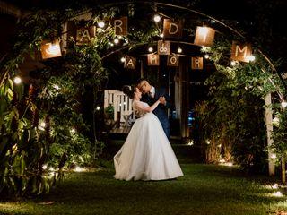 O casamento de Milena e Felipe