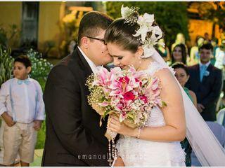 O casamento de Vanessa e Paulo