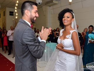 O casamento de Eduardo e Érika