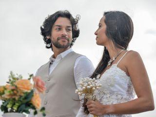 O casamento de Endy e Guga 2