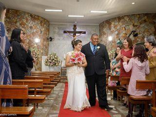 O casamento de Maria Cristina  e Giovane