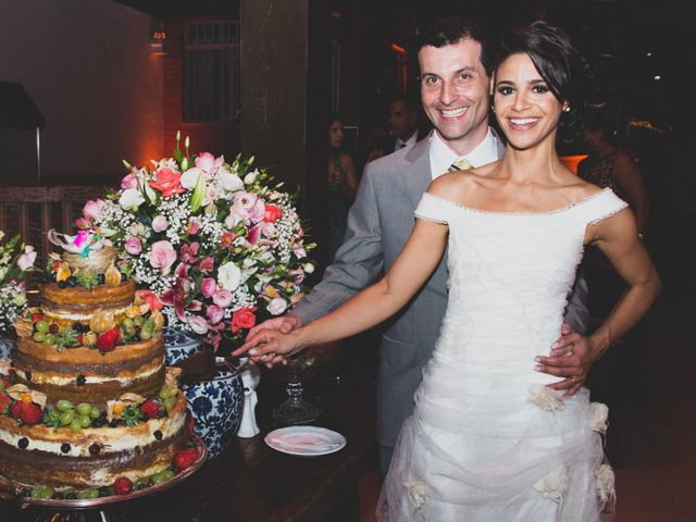 O casamento de Cinara e Marcelo
