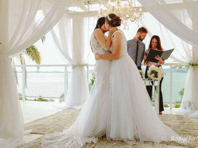 O casamento de Adrieli Roberta Nunes Schons e Anelise Alves Nunes Schons em Florianópolis, Santa Catarina 7