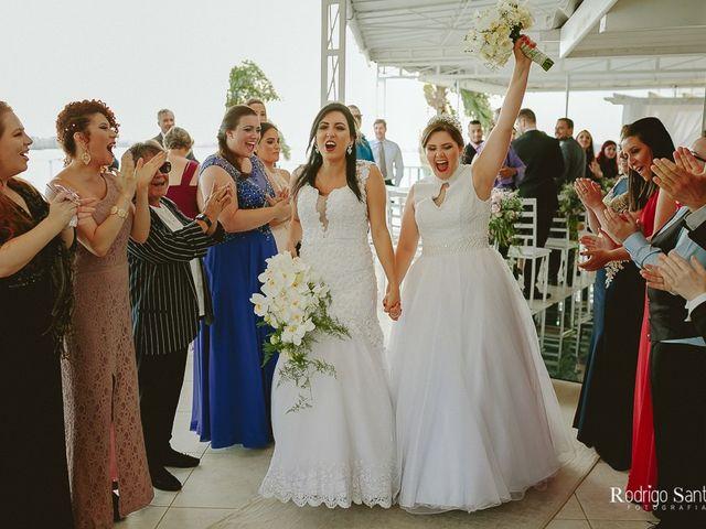 O casamento de Adrieli Roberta Nunes Schons e Anelise Alves Nunes Schons em Florianópolis, Santa Catarina 9