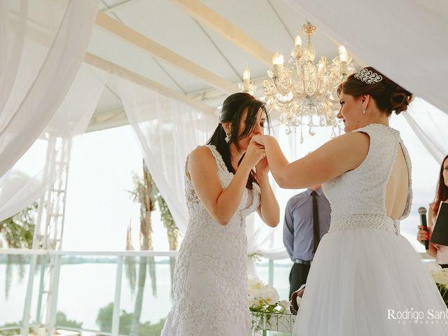 O casamento de Adrieli Roberta Nunes Schons e Anelise Alves Nunes Schons em Florianópolis, Santa Catarina 16